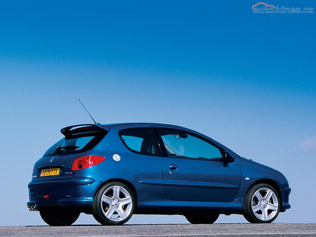 Peugeot 206 RC: