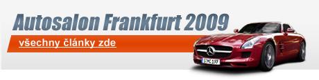 Autosalon Frankfurt 2009, všechny články