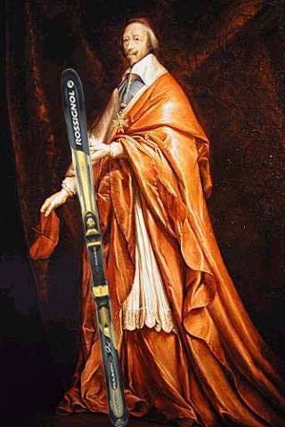 Antoine Rossignol – tajná zbraň kardinála Richelieu (fotomontáž Petr Vondruška)