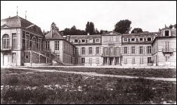 zámek Juvisy (Antoine Rossignol)