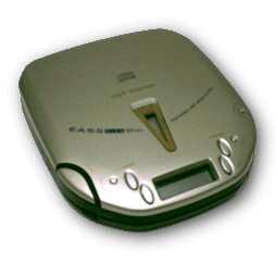 Kiwi MP3 Discman