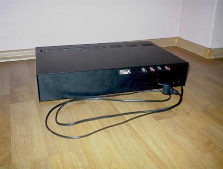 DMC MP3 přehrávač