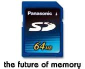 Panasonic Secure Card