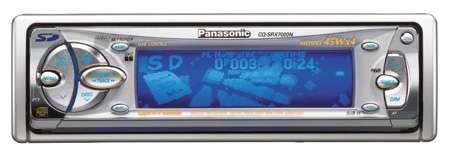 Panasonic CQ-SRX7000 SD/CD