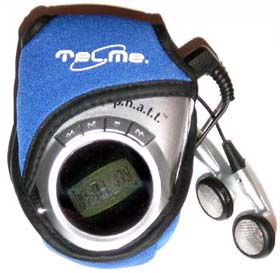 p.h.a.t.t. MP3 Player v pouzdře