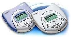 MP3 přehrávač s pevným diskem