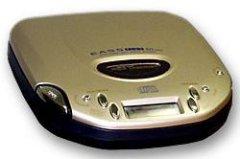 Jeden z prvních CD-MP3 přehráváčů