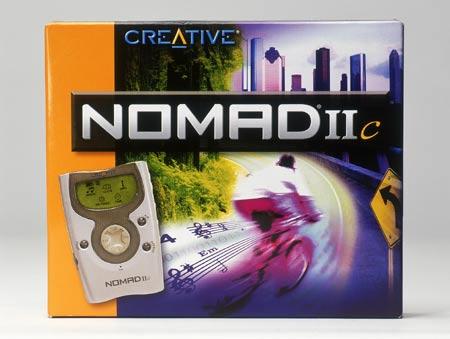 Creative NOMAD IIc Box