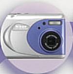 Digitální fotaparát Nikon Coolpix 2000