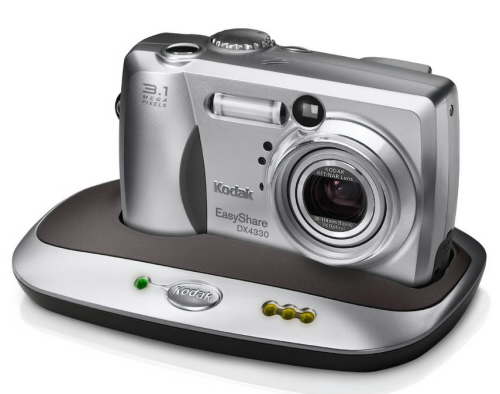 Digitální fotaparát Kodak DX4330