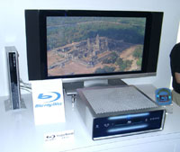 Hitachi a Blue-Ray DVD