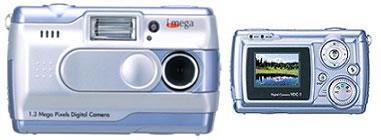 Digitální fotoaparát Hitachi HDC-1