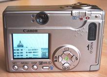 Canon IXUS v3