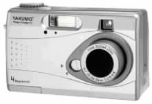 Digitální fotoaparát Yakumo Mega-Image 45