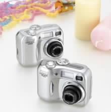 Digitální fotoaparát Nikon Coolpix 2100 a 3100