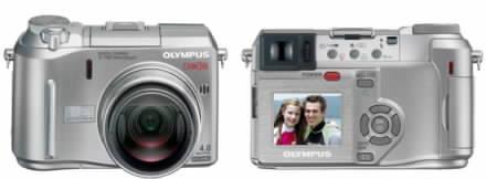 Digitální fotoaparát Olympus Camedia C-740/C-750
