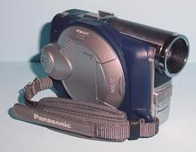 DVD kamera VDR-M30