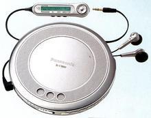MP3 discman SL-CT800