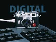 Digitální fotoaparát Minox Digital Classic Camera Leica M3