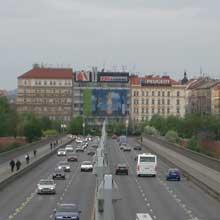 Fotografie mostu pořízená Casiem Exilim EX-Z3 (odkaz 484 kB)