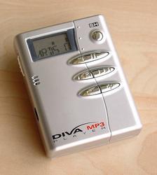 Diva MP3 Player
