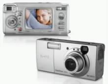 Digitální fotparát Kodak EasyShare LS633 s OLED displejem