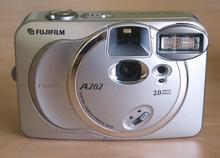 Fujifilm FinePix A202
