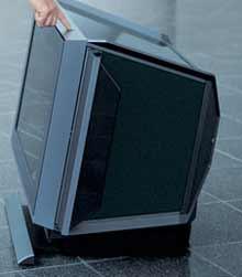 Monitor Sony QUALIA 015 s úhlopříčkou 36 palců