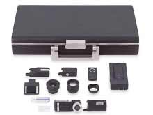 Kompletní balení digitálního fotoparátu Sony QUALIA 016