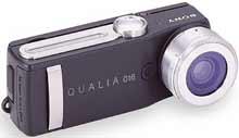 Digitální fotoparát Sony QUALIA 016