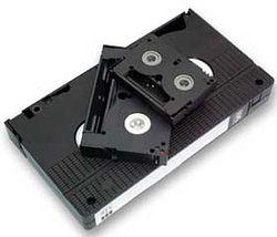 Kazety VHS, Digital8 a MiniDV
