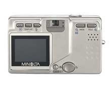 Digitální fotoaparát Minolta Dimage G500