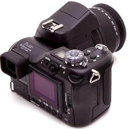 Digitální fotoparát Sony DSC-F828