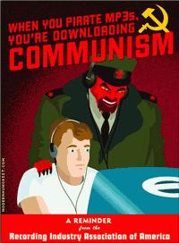 Stahujete zadarmo? Pak jste komunista