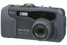 Digitální fotoaparát Konica DG3Z