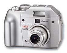 Digitální fotoaparát Olympus Camedia C-5000Zoom