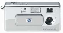 Digitální fotoparát HP Photosmart 435