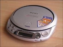 Sony D-NF611