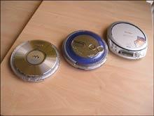 Sony ATRAC discmany