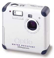 Digitální fotoaparát Pentax Optio 33WR