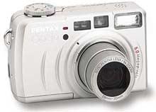 Digitální fotoaparát Pentax Optio 555
