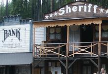 Šiklův Mlýn - úřadovna šerifa