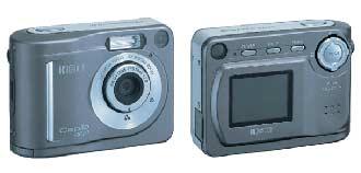 Digitální fotoaparát Ricoh Caplio RR211
