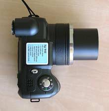 Digitální fotoaparát Hewlett-Packard Photosmart 945