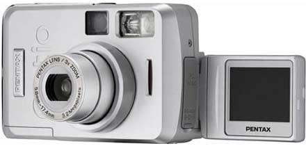 Digitální fotoaparát Pentax Optio33LF