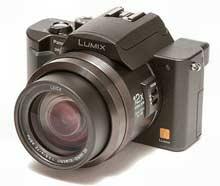 Digitální fotoaparát Panasonic Lumix DMC-FZ10