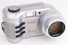 Digitální fotoaparát Jenoptik Jendigital JD 4,1 Z8