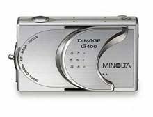 Digitální fotoaparát Minolta Dimage G400