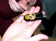 Fotící klíčenka Key Ring