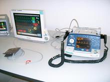 Domácí defibrilátor Philips